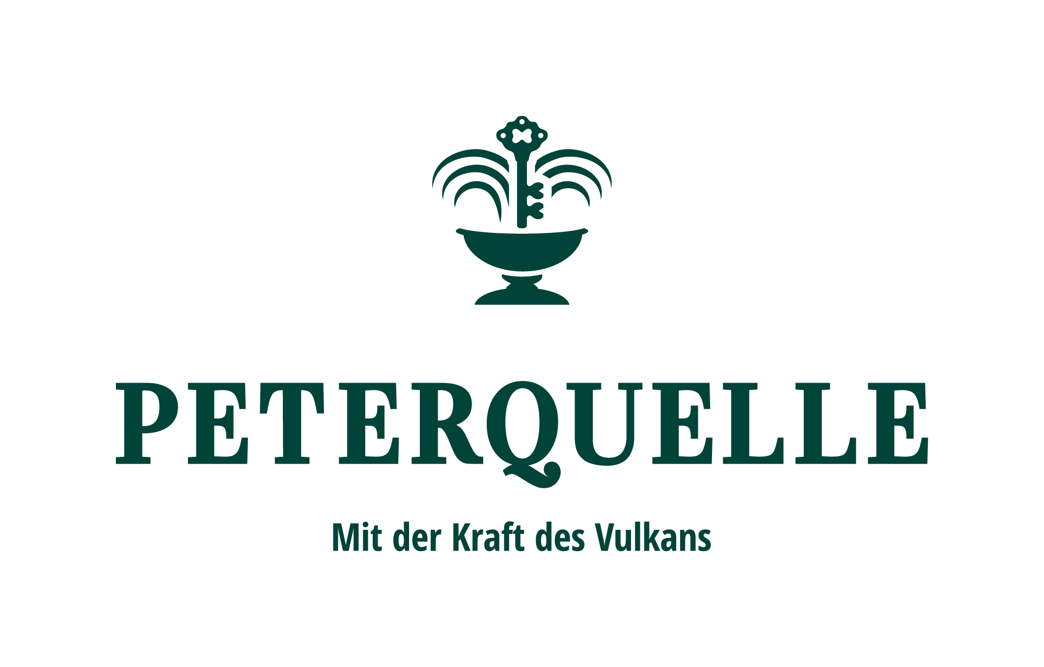 Peter Quelle_Logo grün